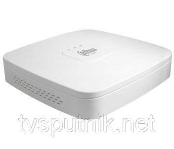 Сетевой видеорегистратор Dahua DHI-NVR2104-4KS2 4-канальный Smart 4K