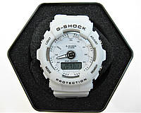 Часы детские Casio G-Shock Baby-G 40mm White. Replica, фото 1