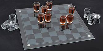 Алко игра шахматы (28х28см) №086s