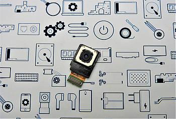 Основная камера Samsung S7 (2016) SM-G935F (задняя) Сервисный оригинал