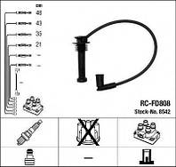 Комплект проводов зажигания NGK RCFD808 на MAZDA SOHO III (JASM, JBSM)
