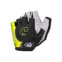Велоперчатки. перчатки для велосипеда MOKE, Желтые (11111942024)