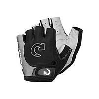 Велоперчатки, перчатки для велосипеда MOKE, серые(11111942026)