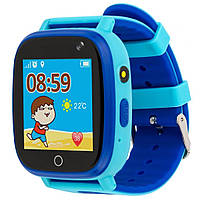 Смарт-часы AmiGo GO001 iP67 Blue, фото 1