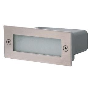 Светодиодный светильник встраиваемый в пол 1,2W белый Perle HOROZ