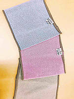 Хомут-снуд вязанный с люриксом Nikola Украина разные цвета 02230