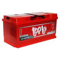 Аккумулятор автомобильный Topla Energy 100AH R+ 800A L4 (короткий)