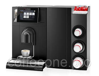 Профессиональная кофемашина Schaerer Coffee Prime Power Pack цельное молоко восстановленные
