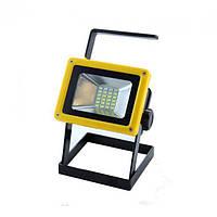 Ручной прожектор с полицейской мигалкой X-Balong 204 Желтый
