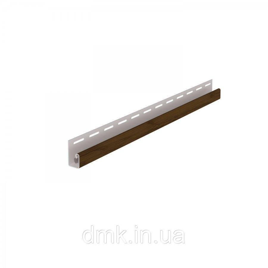 "Планка VOX ""J-Trim"" S-15 "" Горіх "" 3,05 м"