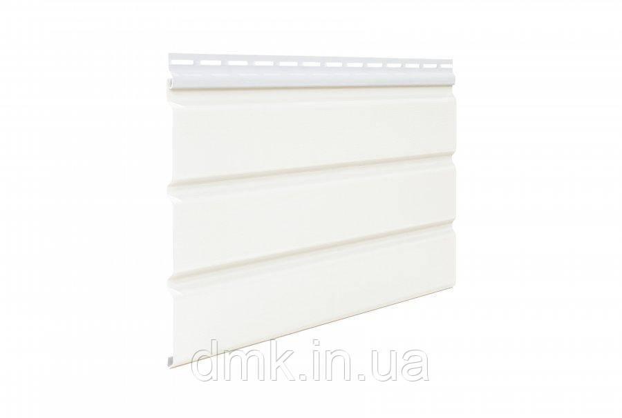 Софит панель ASKO NEO белый без перфорации 3.5 м, 1.07 м2