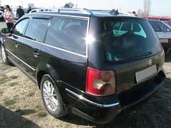 Дефлекторы окон, ветровики Volkswagen Passat B5 Wagon (universal) 1997-2001-2005  Anv-Air
