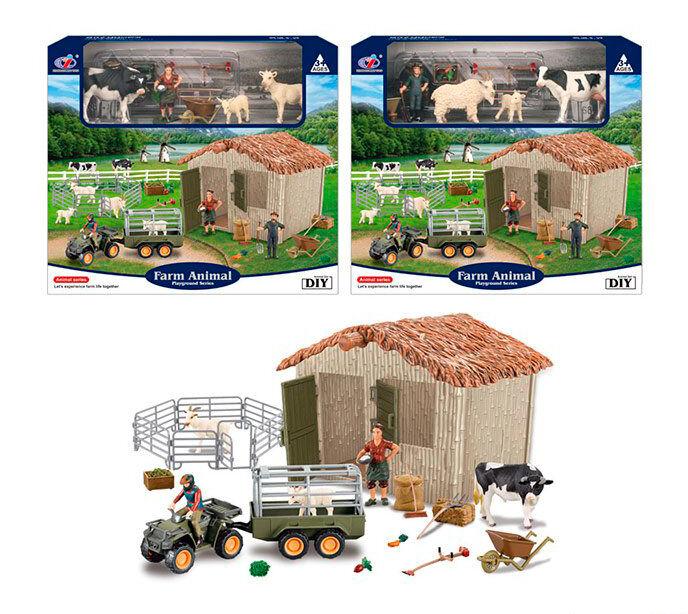 Игровой набор с фигурками Ферма Q 9899 ZJ77