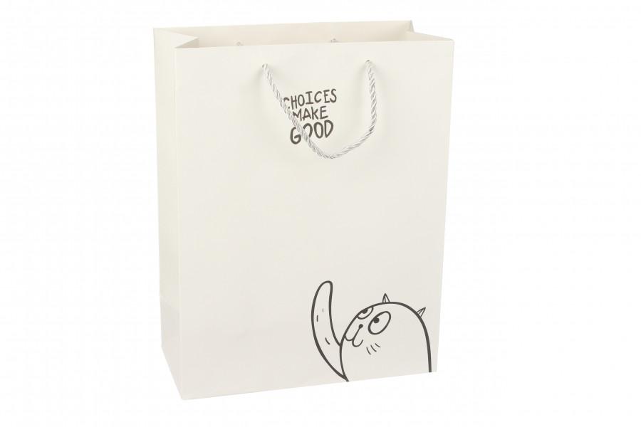 Подарочный пакет 32*16*40.5 см 3-181-223