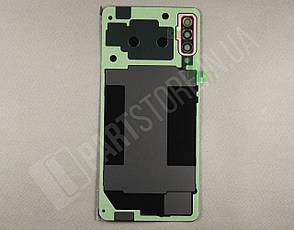 Cервисная оригинальная задняя Крышка Samsung A750 Pink A7 2018 (GH82-18103D), фото 2
