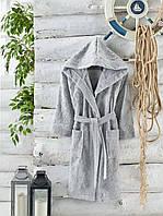 Подростковый махровый халат. Турция.