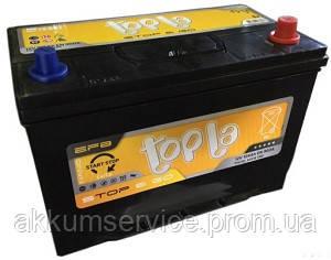 Акумулятор автомобільний Topla EFB JIS 105AH L+ 900A
