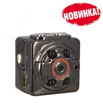 Мини камера OMG SQ8 с датчиком движения и ночным видением | Миниатюрная камера