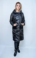 Зимняя женская куртка Snow Passion. Черный цвет.