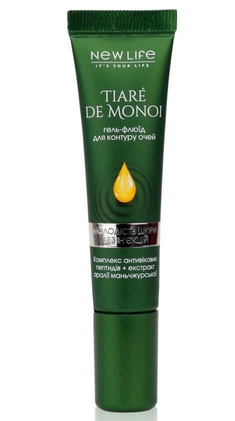 Гель-флюид для контура глаз Tiaré De Monoi