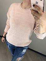 Однотонный женский свитер Турция