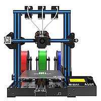 Трехцветный принтер Geeetech® A10T Prusa I3, размер печати 220 * 220 * 250 мм, с тройным экструдером, соплом 3 в 1, детектором накаливания / подачей