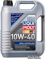 Масло моторное полусинтетическое LIQUI MOLY MoS2 Leichtlauf 10W-40 5л 1931