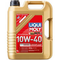 Масло моторное полусинтетическое Liqui Moly Diesel Leichtlauf 10W-40 5л 8034