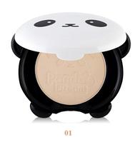 Матирующая компактная пудра для лица Tony Moly Panda`s Dream Clear Pact #1 Vanilla – светло-бежевый, фото 1