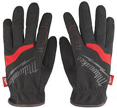 Перчатки Milwaukee L free-flex рабочие (48229712)