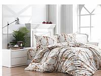 Комплект постельного белья семейный Arya Кретон Benno 160x220x2
