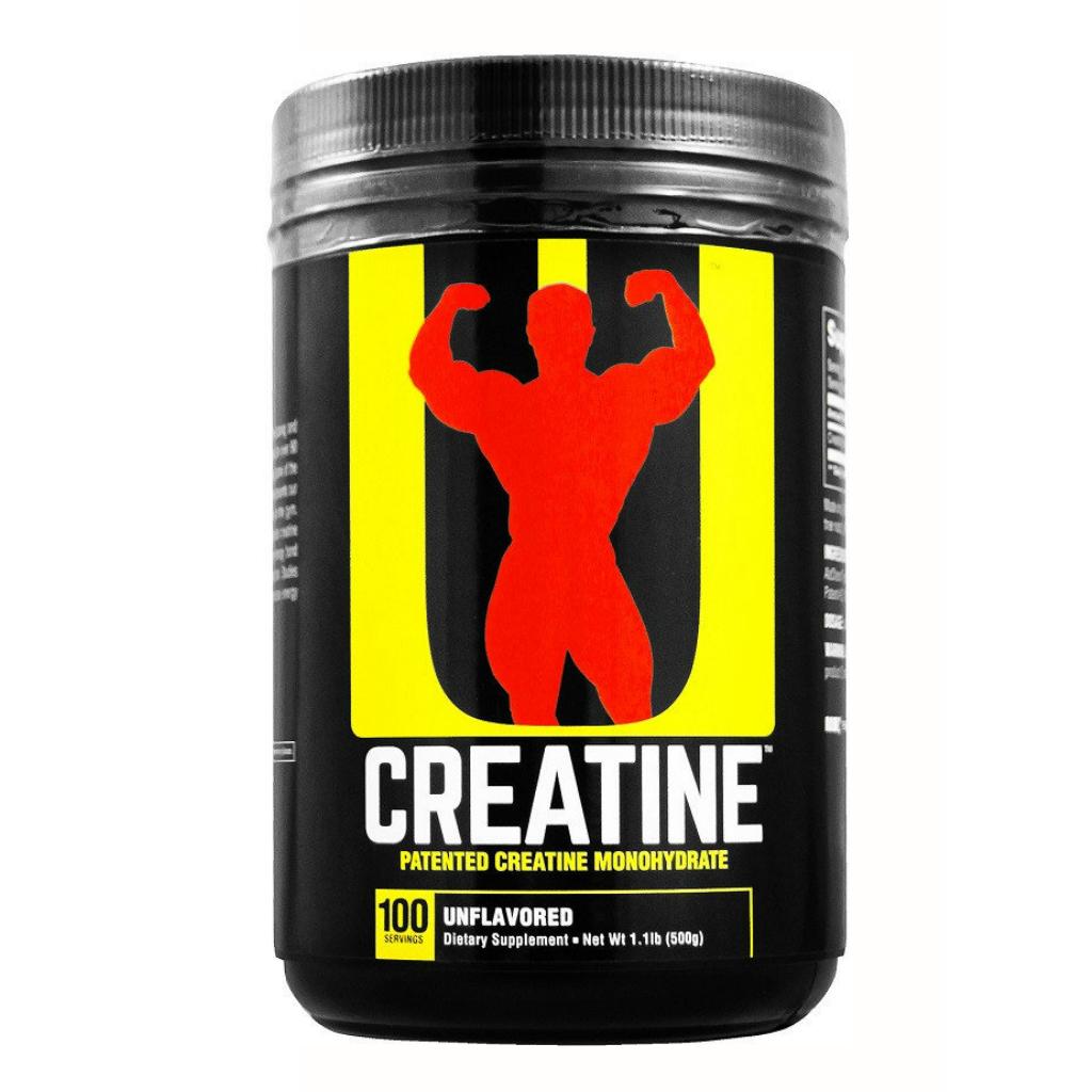 Креатин Creatine Monohydrate Powder Universal Nutrition 500 г