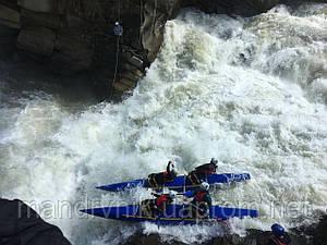 Рафтинг. Річка Прут - основні пороги
