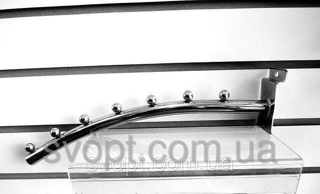 Флейта в эконом-панель на 7 шаров 40см