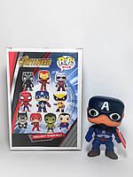 Коллекционная фигурка Капитан Америка  POP Hero (Captain America)