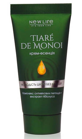 Крем-эссенция Tiaré De Monoi - Новая жизнь, фото 2