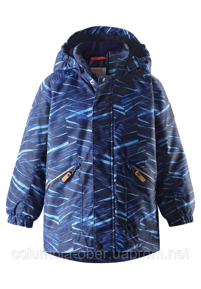 Зимняя куртка для мальчика Reimatec Nappaa 521613-6504. Размеры 116 и 122.