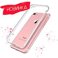 Прозорий чохол для iPhone 7 | Прозрачный чехол для iPhone 7 Ультратонкий