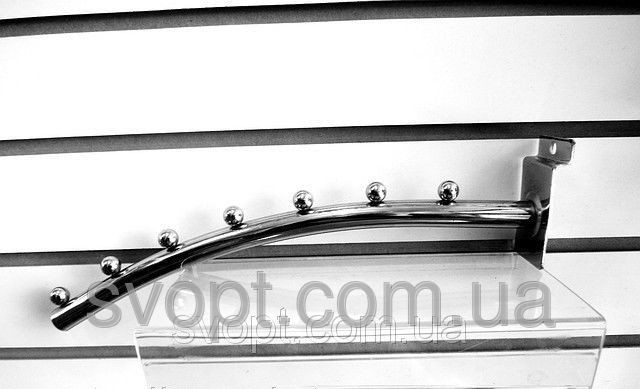 Флейта в эконом-панель Труба 6 шаров