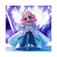 Колекційна лялька ЛОЛ ОМГ Кришталева Зірка / Crystal Star Winter, фото 1