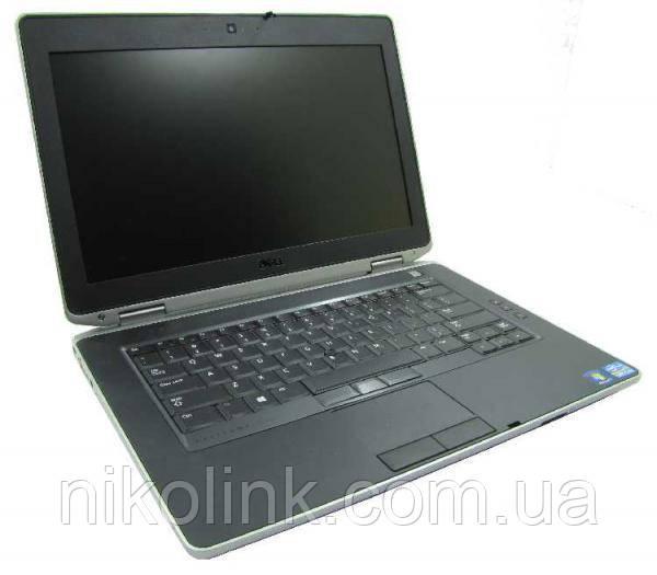 "Ноутбук Dell CPU i5 Latitude E6430 14"" (i5-3340M/NoRAM/NoHDD/Intel HD Graphics 4000/No Baterry) Class A, б/у"