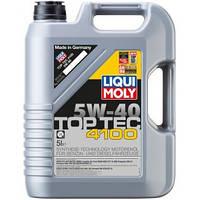Моторное масло синтетическое Liqui Moly Top Tec 4100 5W-40 5л 7501
