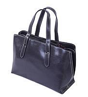 Женская сумка из натуральной кожи 5988 серый.Кожаные женские сумки оптом в Украине., фото 1
