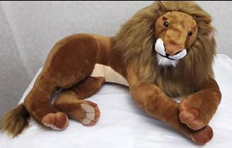 М'яка іграшка Величний Лев 90см