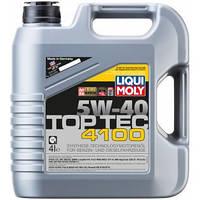 Моторное масло синтетическое Liqui Moly Top Tec 4100 5W-40 4л 7547