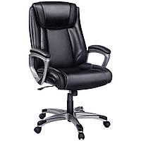 Эргономичный Racing Gaming Chair High-Back Кожа PU Компьютер Ноутбук Настольный Игровой Стул Поворотный Офисный Стул-1TopShop