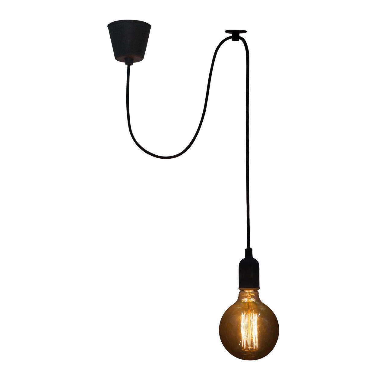 Люстра паук на одну лампу NL 149-1 MSK Electric