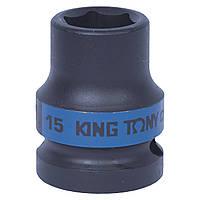Головка торцевая ударная KING TONY 453515M