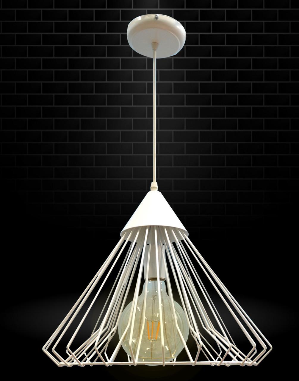 Світильник підвісний в стилі лофт NL 0539-1 W