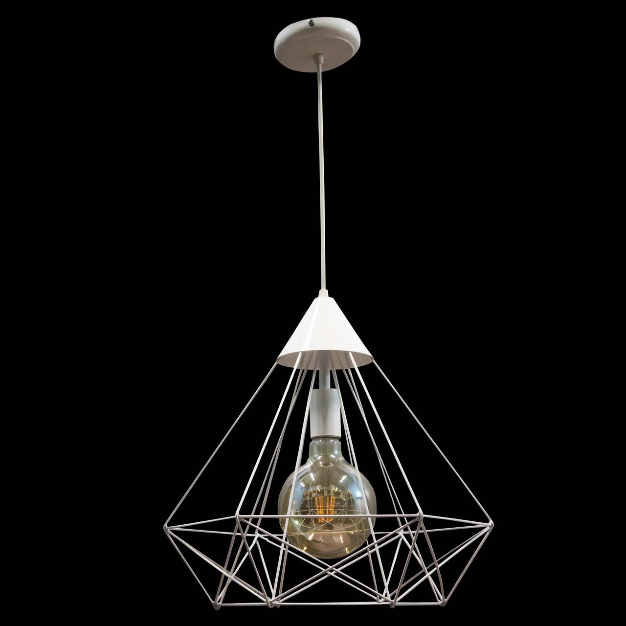 Светильник подвесной в стиле лофт NL 0541 W MSK Electric